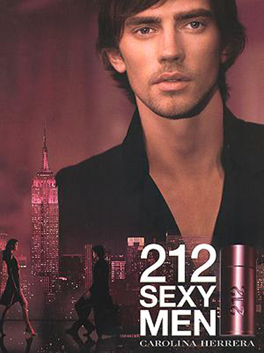 Carolina Herrera 212 Sexy MEN 50ml