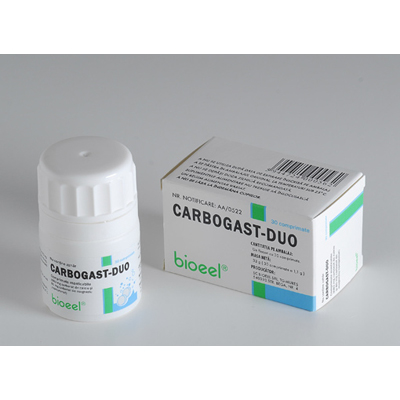 Bioeel Carbogast Duo 30 cpr