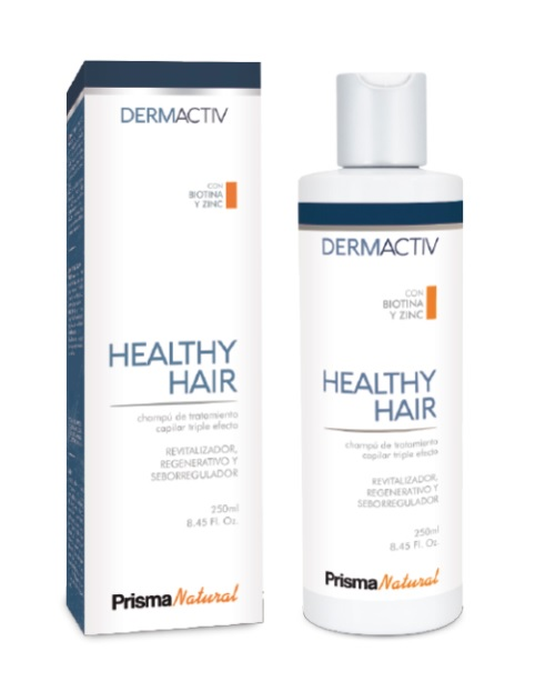 Prisma Natural Healthy Hair – sampon pentru un par sanatos – 250 ml