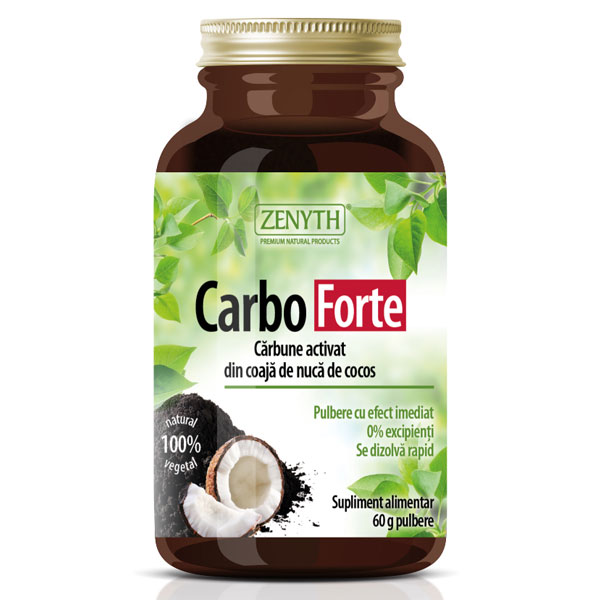 Carbo Forte 60g pulbere Zenyth