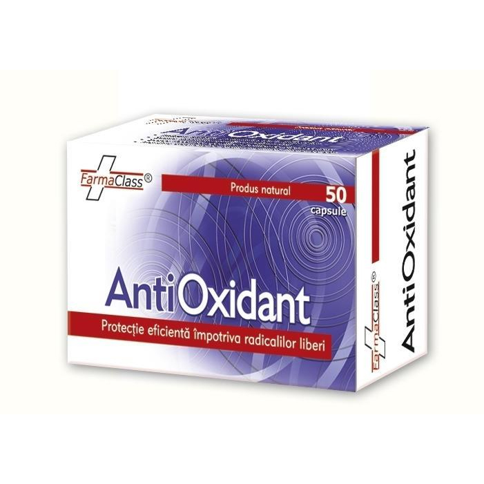 FarmaClass Antioxidant 50 cps