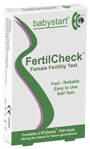 Babystart FertileCheck Female Fertility Test