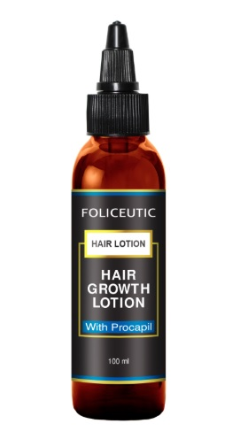 Foliceutic Hair Growth Lotion – impotriva caderii parului – 100 ml