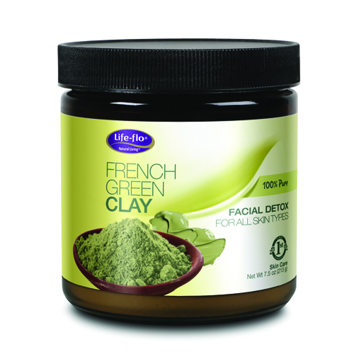 French Green Clay - Argila Verde Frantuzeasca