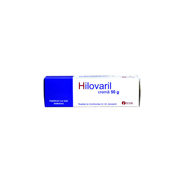 HILOVARIL crema 50 gr Ircon