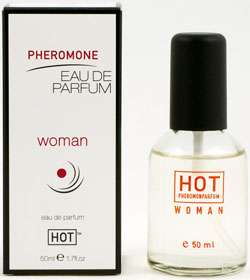 Parfum feromoni HOT WOMAN PHEROMONPARFUM Classic - 50ml
