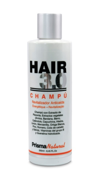 Prisma Natural Hair 3.0 Champu – sampon revitalizant – 250 ml