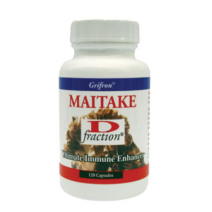 Maitake D-fraction 120cps Maitake Products