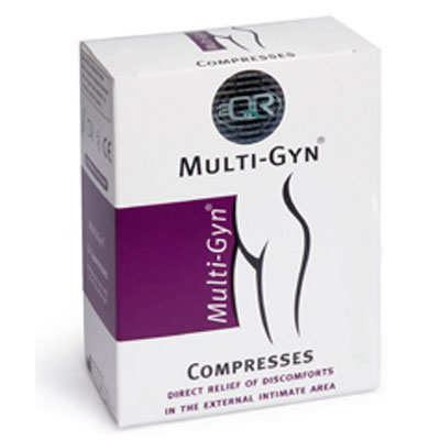 Multi-Gyn Comprese anale 12comprese