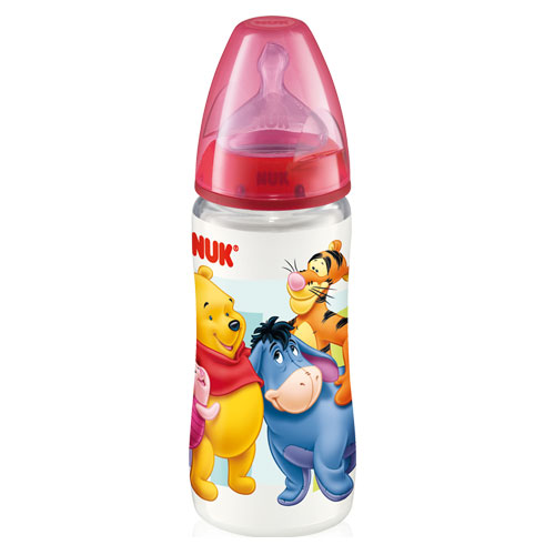 Nuk Biberon FIRST CHOICE polipropilena gama Disney 300ml