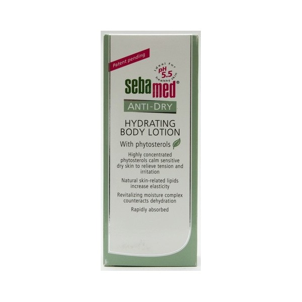 Sebamed Anti Dry Lotiune dermatologica 200 ml