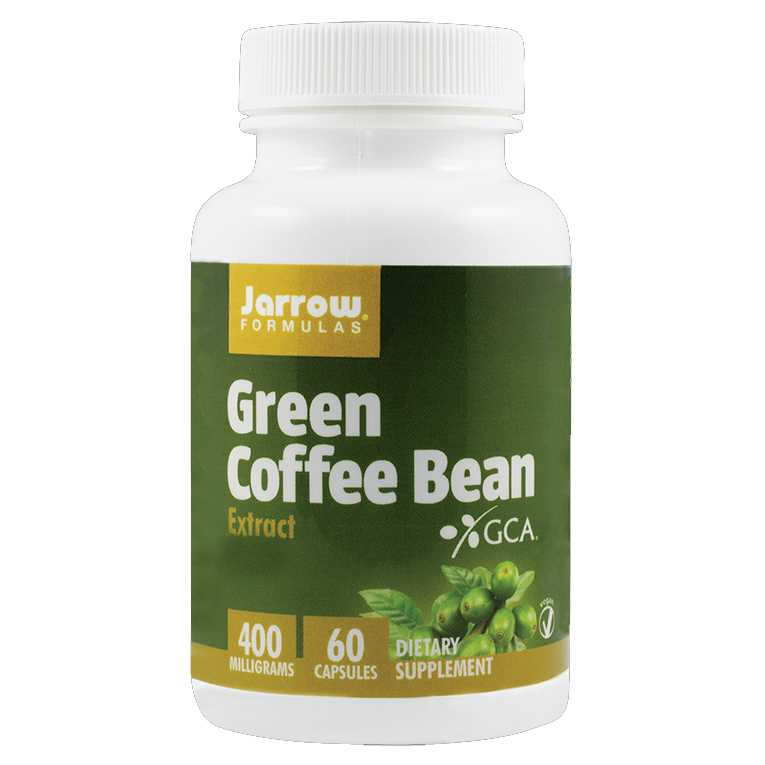 Secom Green Coffee Bean 400 mg 60 capsule