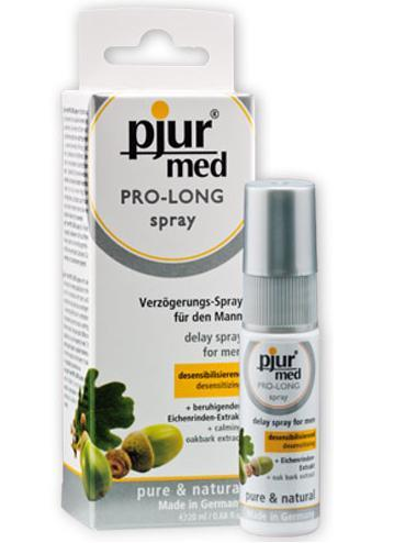 Spray Pjur Med Prolong pentru un control eficient al ejacularii, 20 ml