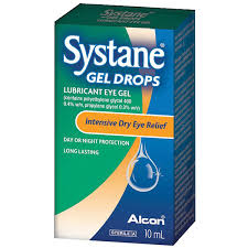Systane Gel Drops oftalmologic lubrifiant 10ml