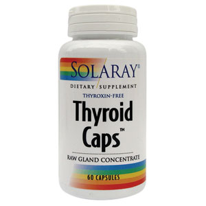 Thyroid Caps Solaray