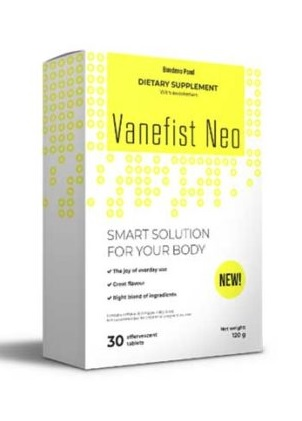 Vanefist Neo – tablete pentru slabit – 30 tablete
