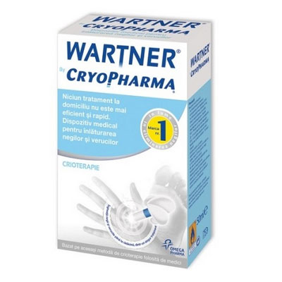 Wartner Cryopharma Spray 50ml