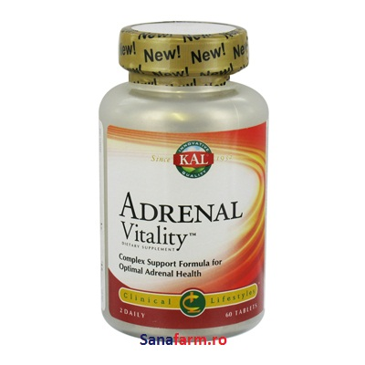 Adrenal Vitality 60 Cps