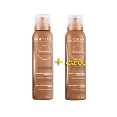 Bioderma Photoderm Spray Autobronzant 1+1 Cadou