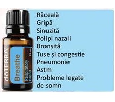 DoTERRA Air(Breathe) - ulei esential de perisor - 15 ml