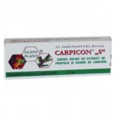 Carpicon S Crema solida