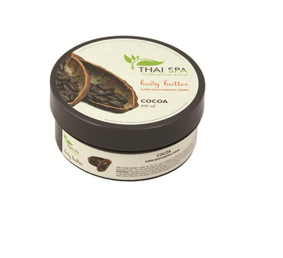 Thai Spa Body Butter Cocoa