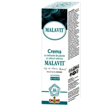 Crema Malavit 100 ml. Damar General