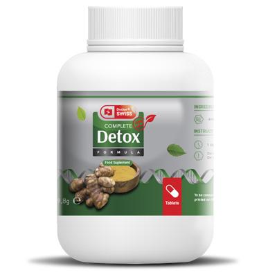 detoxifiere paraziti