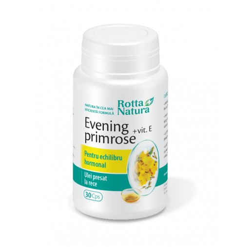 Evening Primrose Vitamine E