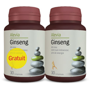 Ginseng 60 cpr 1+1