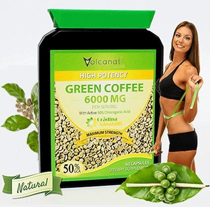 pastile de slabit cu cafea verde plafar
