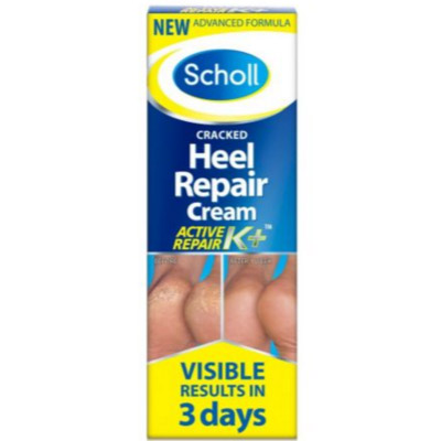 Scholl Heel repair cream