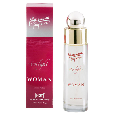 Parfum cu feromoni Hot Woman Pheromon Twilight, 45 ml