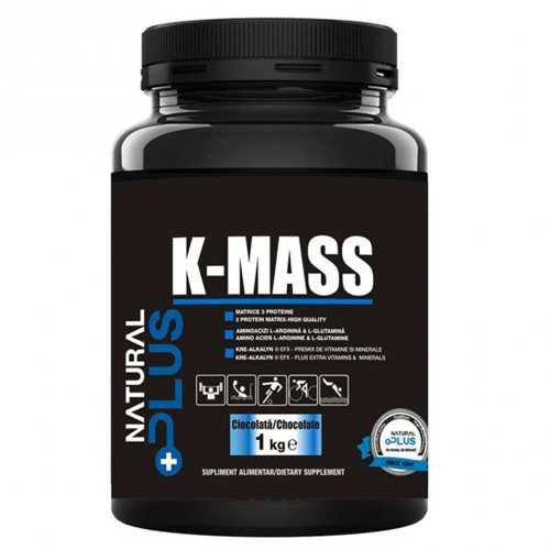Gainer K-Mass Pulbere 1kg