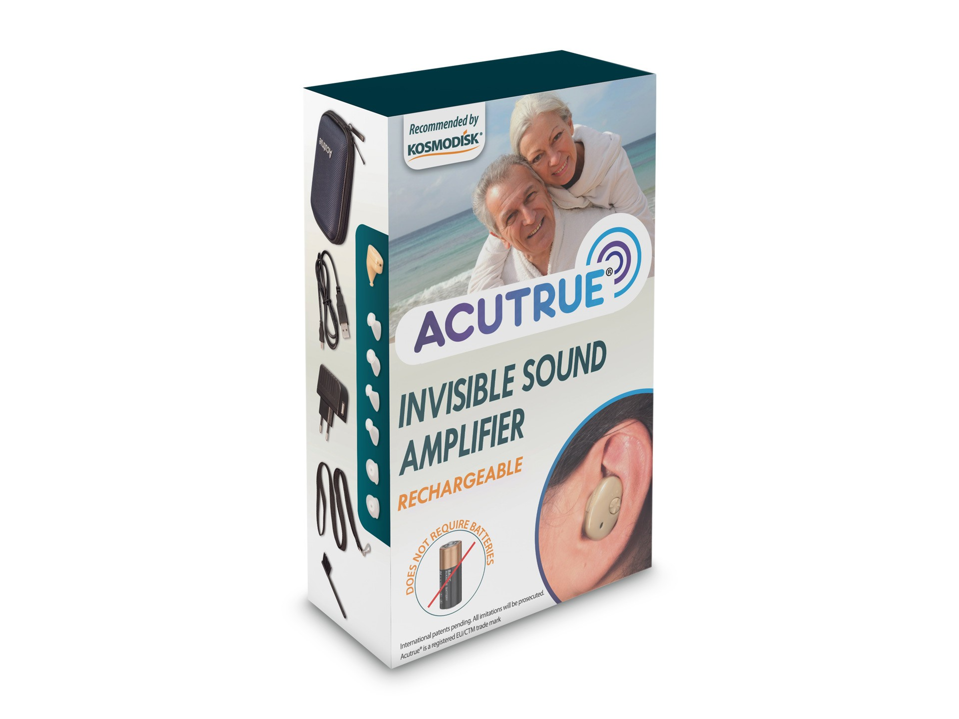 Acutrue – aparat auditiv