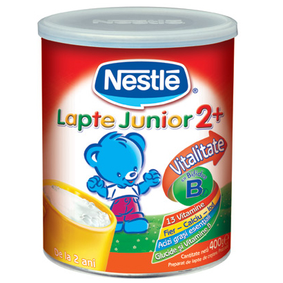 Nestle Lapte Junior 2+