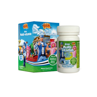 LYSi Kids Multivitamin x 60 cpr