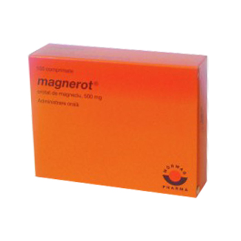 Magnerot 100 cpr