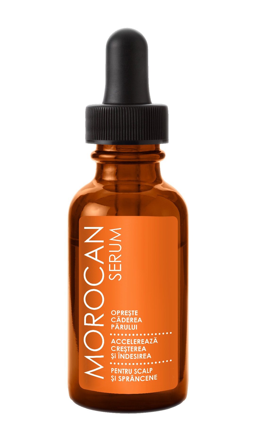 Morocan Serum – tratament penstru scalp si sprancene – 30 ml