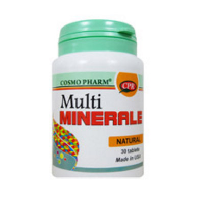Multiminerale x 30 cpr