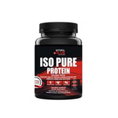 ISO PURE PROTEIN Natural Plus