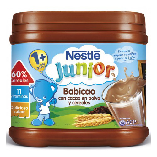 Nestle cereale Junior Babicao 400g de la 12luni