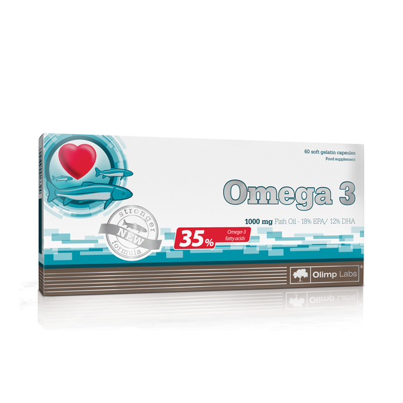 Omega 3_35% - supliment alimentar – 60 cps