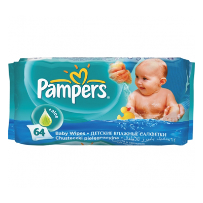Pampers - Servetele Baby Fresh