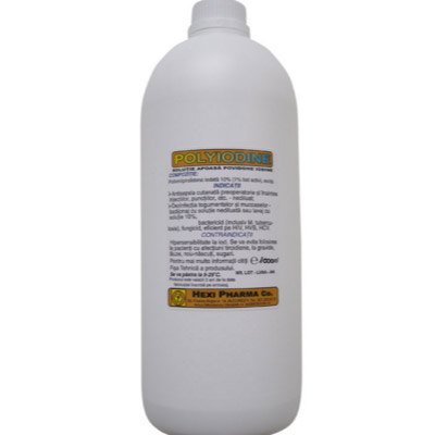 Polyiodine Solutie dezinfectanta 1000ml