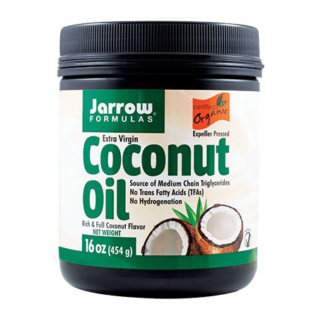 Secom Coconut Oil 454g