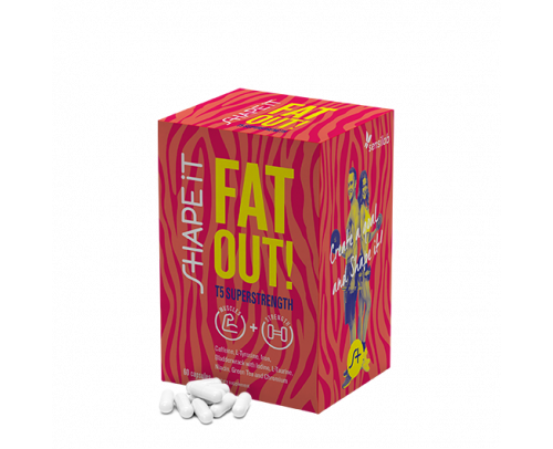 SensiLab Fat Out! T5 SUPERSTRENGTH – pentru aqrderea grasimilor – 60 cps
