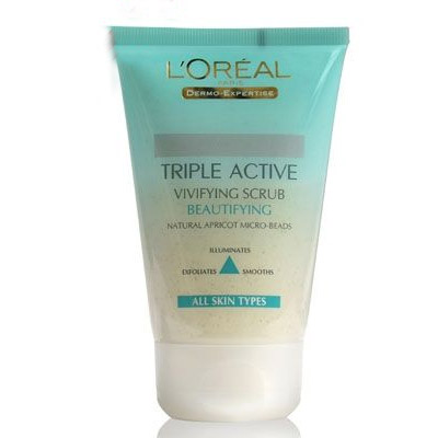 L'oreal Triple Active - Exfoliant