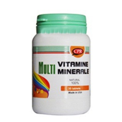 Multivitamine + Multiminerale x 30 cpr