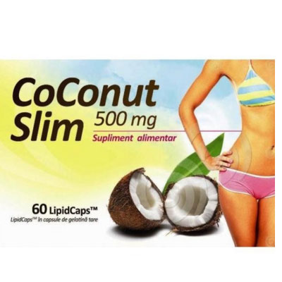CoConut Slim 500mg x 60cps